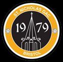 Logo: GAA crest, St. Nick's GAA, Bristol.