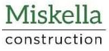 Image: logo of Miskella Construction.